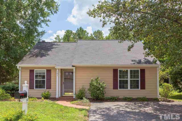 101 Page Crossing, Chapel Hill, NC 27517 (#2266117) :: Sara Kate Homes