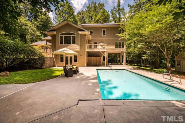 1313 Arboretum Drive, Chapel Hill, NC 27517 (#2266146) :: Morgan Womble Group