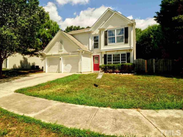 5529 Wedgegate Drive, Raleigh, NC 27616 (#2266258) :: Sara Kate Homes