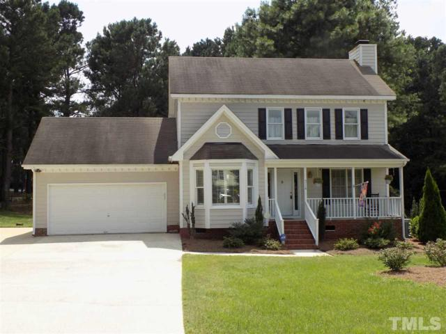 5116 Glen Cox Drive, Garner, NC 27529 (#2266358) :: The Perry Group
