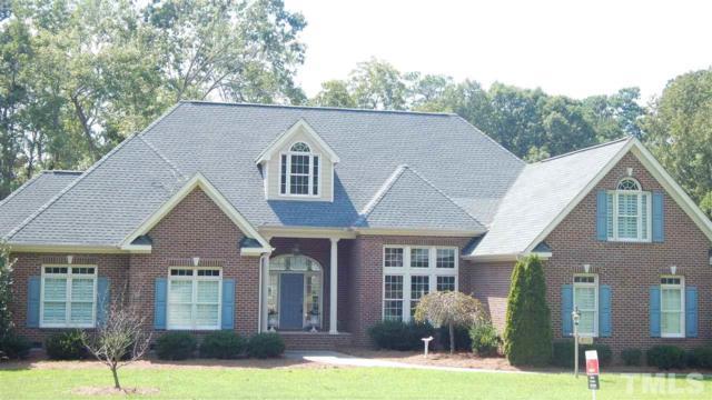 512 W Franklin Street, Zebulon, NC 27597 (#2266403) :: Dogwood Properties