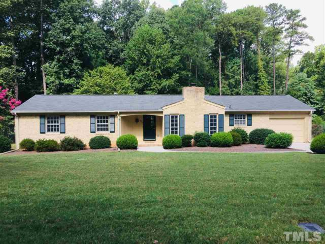 6515 King Lawrence Road, Raleigh, NC 27607 (#2266504) :: Marti Hampton Team - Re/Max One Realty