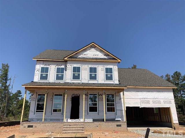 300 Silent Bend Drive Lot 15, Holly Springs, NC 27540 (#2266968) :: Raleigh Cary Realty