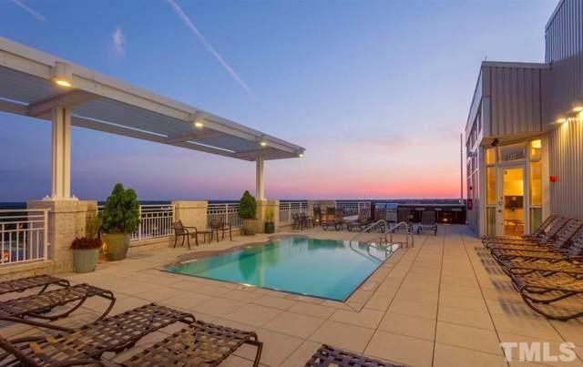 400 W North Street #608, Raleigh, NC 27603 (#2266998) :: Dogwood Properties