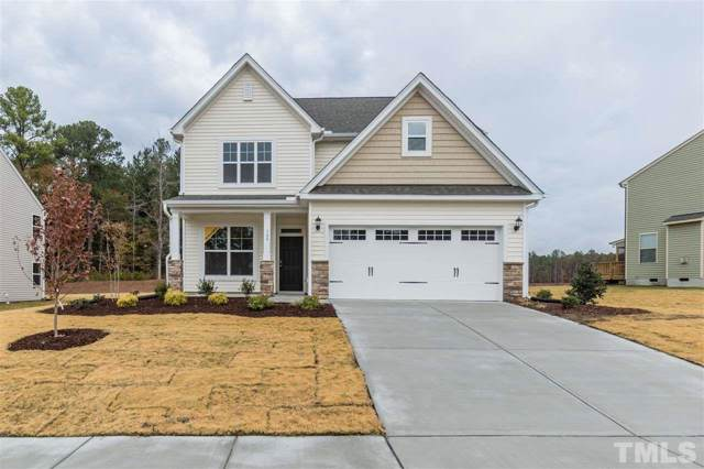 140 Kimberling Drive, Franklinton, NC 27525 (#2267181) :: The Jim Allen Group