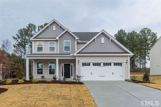 150 Kimberling Drive, Franklinton, NC 27525 (#2267204) :: The Jim Allen Group