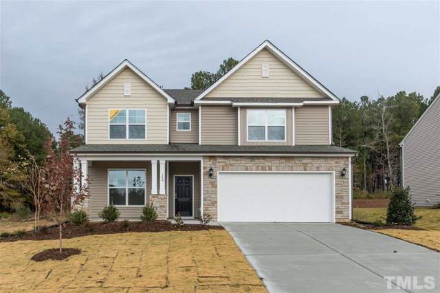 160 Kimberling Drive, Franklinton, NC 27525 (#2267301) :: The Jim Allen Group