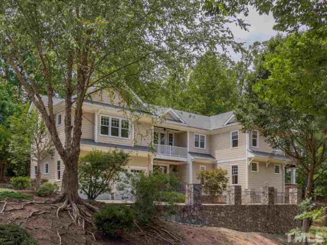 156 Bear Tree Creek, Chapel Hill, NC 27517 (#2267537) :: Marti Hampton Team - Re/Max One Realty