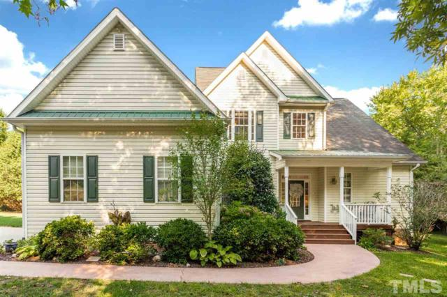 444 Old Chestnut Crossing, Chatham, NC 27559 (#2267610) :: M&J Realty Group