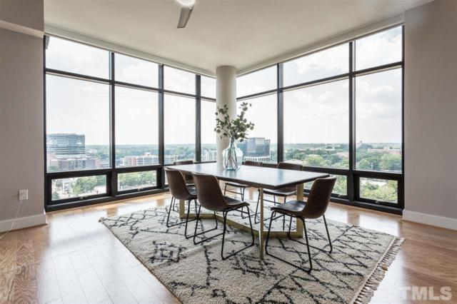 323 W Jones Street #1075, Raleigh, NC 27603 (#2267670) :: Real Estate By Design