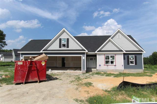 65 Heart Pine Drive, Wendell, NC 27591 (#2267748) :: Sara Kate Homes