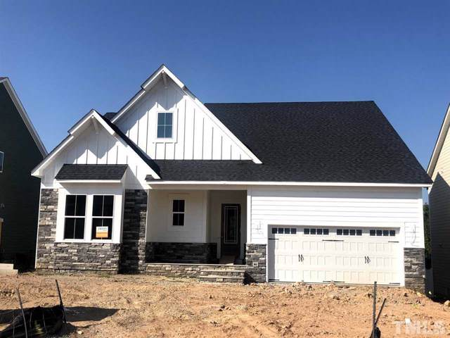 116 Moore Hill Way, Holly Springs, NC 27540 (#2267828) :: Dogwood Properties
