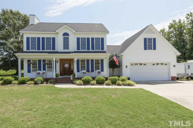107 Pine Croft Road, Angier, NC 27501 (#2267972) :: The Jim Allen Group