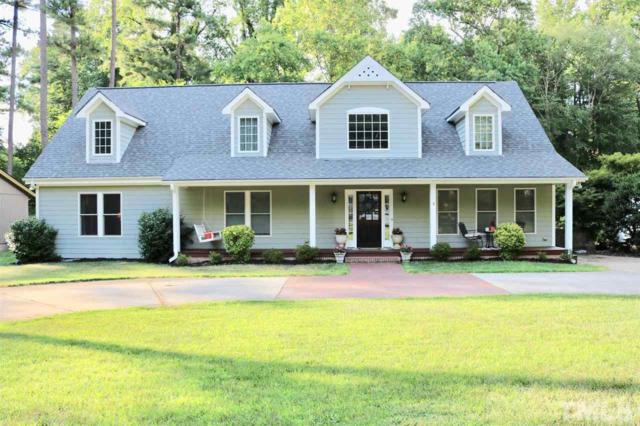 7009 Brecken Ridge Avenue, Raleigh, NC 27615 (#2268015) :: Morgan Womble Group