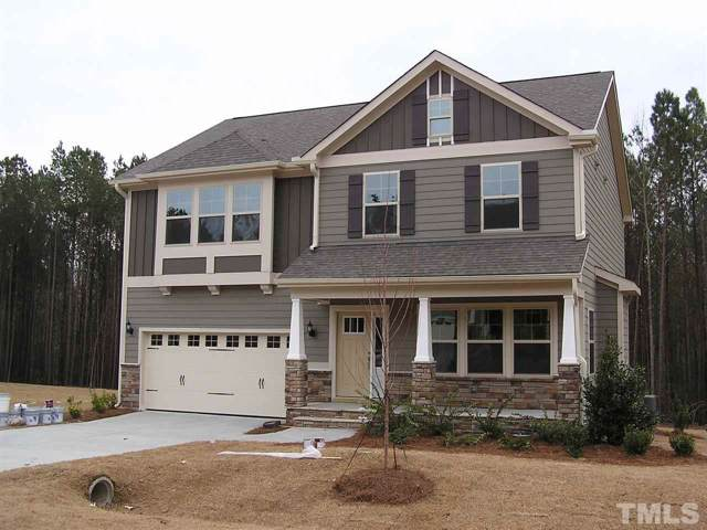 112 Osmanthus Circle #158, Holly Springs, NC 27540 (#2268481) :: The Jim Allen Group