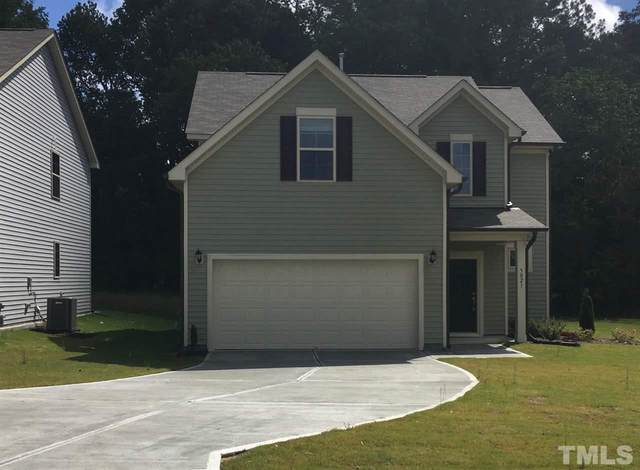 5021 Camelot Village Avenue #00.0001, Raleigh, NC 27610 (#2268495) :: Team Ruby Henderson