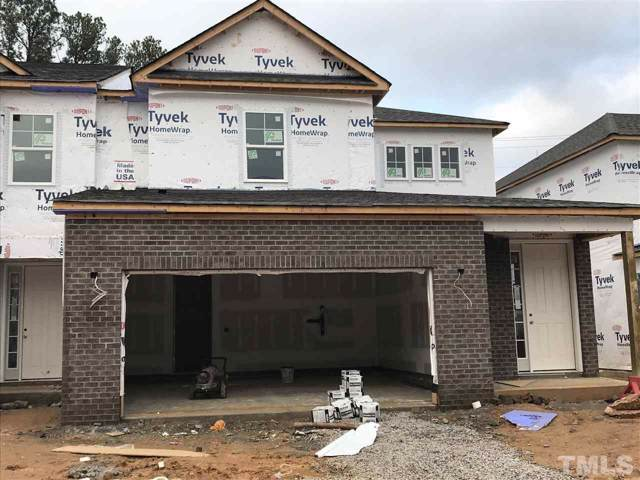 942 Haybeck Lane #17, Apex, NC 27523 (#2268650) :: Real Estate By Design