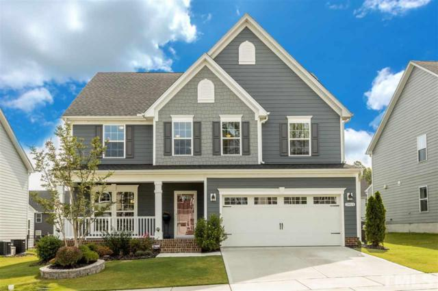 2813 Landon Ridge Drive, New Hill, NC 27562 (#2268842) :: Marti Hampton Team - Re/Max One Realty