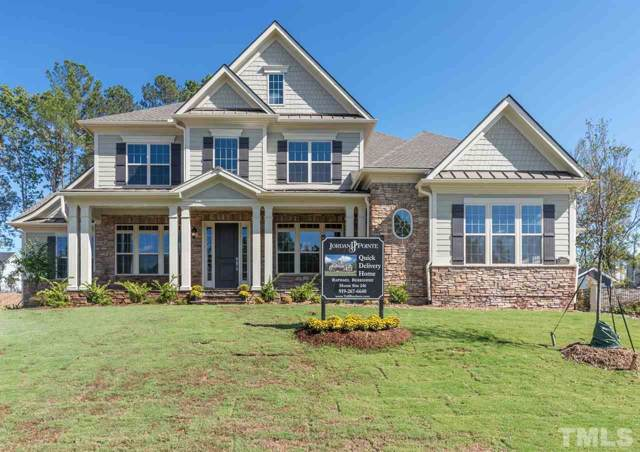 2825 Clifton Oaks Drive, New Hill, NC 27562 (#2269434) :: The Jim Allen Group