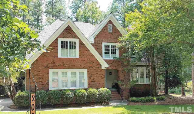 203 Edgemore Avenue, Cary, NC 27519 (#2269546) :: Raleigh Cary Realty