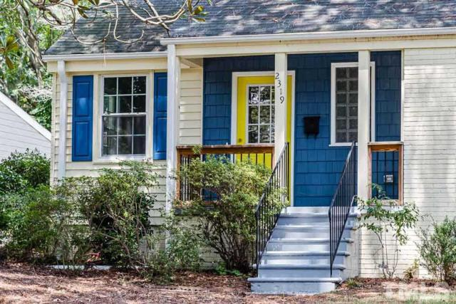 2319 Derby Drive, Raleigh, NC 27610 (#2269637) :: Raleigh Cary Realty