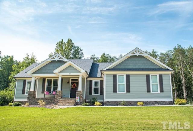 61 Bessie Lane, Roxboro, NC 27574 (#2269700) :: Morgan Womble Group