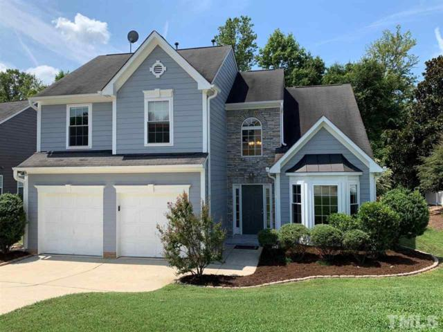 801 Brickstone Drive, Apex, NC 27502 (#2269797) :: Morgan Womble Group