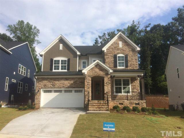 8813 Moss Glen Drive #4, Raleigh, NC 27617 (#2270330) :: Marti Hampton Team - Re/Max One Realty