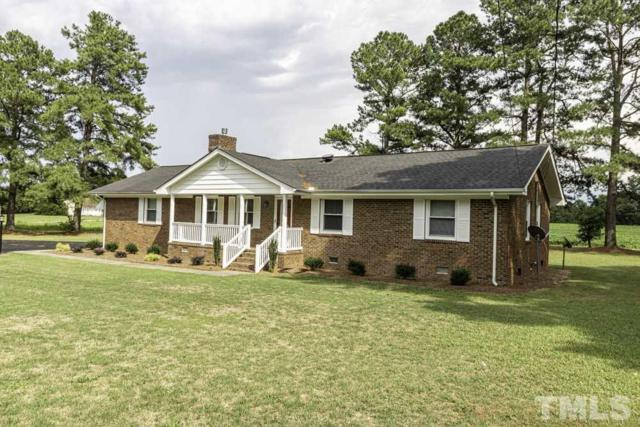 2031 Red Oak Road, Nashville, NC 27856 (#2270552) :: Dogwood Properties