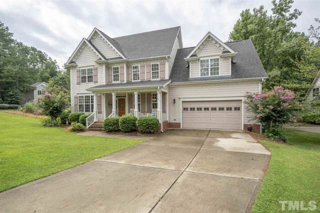 2501 Flints Pond Circle, Apex, NC 27523 (#2270961) :: The Perry Group