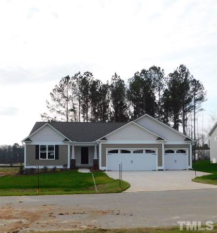 65 Cattail Lane, Zebulon, NC 27597 (MLS #2271212) :: The Oceanaire Realty