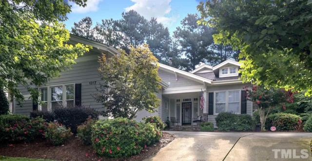 1317 Groves Field Lane, Wake Forest, NC 27587 (#2271390) :: Marti Hampton Team - Re/Max One Realty
