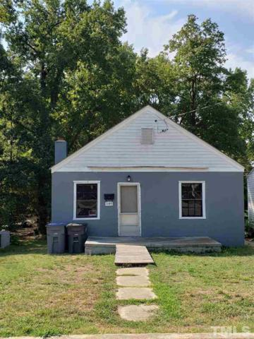 1105 E Holly Street, Rocky Mount, NC 27801 (#2271898) :: The Perry Group