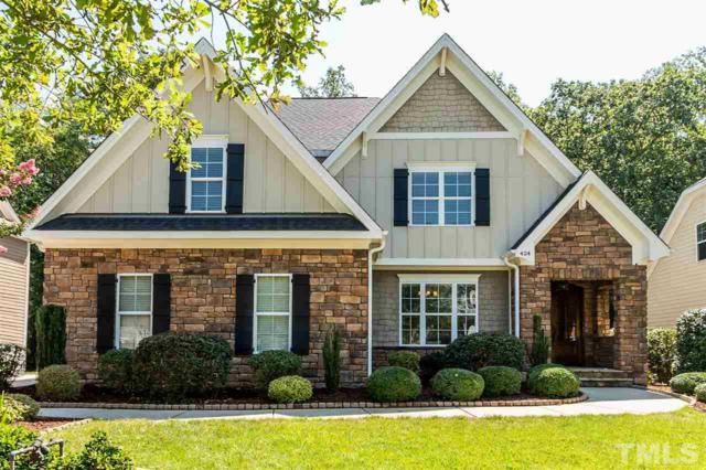 424 Wanderview Lane, Holly Springs, NC 27540 (#2272047) :: Raleigh Cary Realty