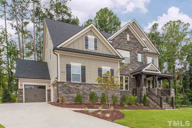 1605 Keyworth Court, Raleigh, NC 27612 (#2272238) :: Marti Hampton Team - Re/Max One Realty