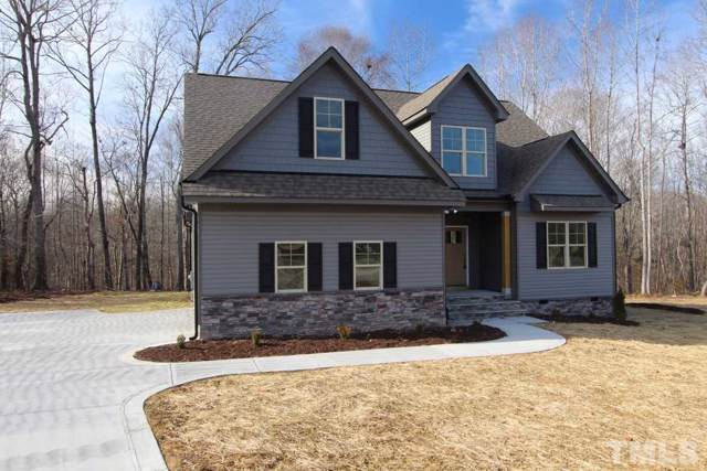 419 River Ridge Lane, Timberlake, NC 27583 (#2273189) :: Dogwood Properties