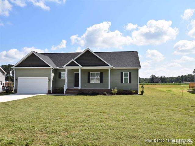 135 Southern Place, Lillington, NC 27546 (MLS #2273574) :: The Oceanaire Realty