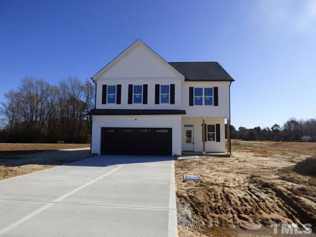 10 South Hall Drive, Youngsville, NC 27596 (#2274460) :: The Amy Pomerantz Group