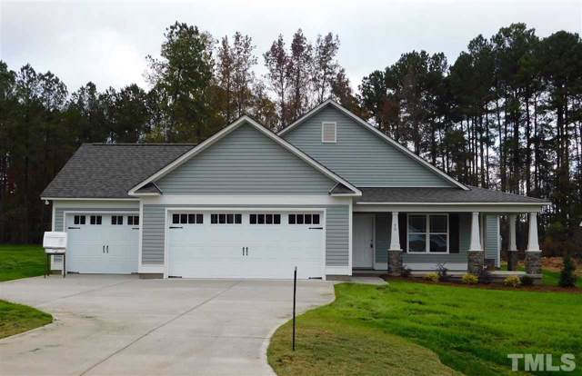 70 Cattail Lane, Zebulon, NC 27597 (MLS #2274712) :: The Oceanaire Realty