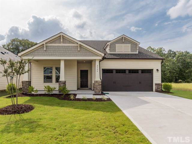 2524 Finkle Grant Drive, New Hill, NC 27562 (#2274775) :: Raleigh Cary Realty
