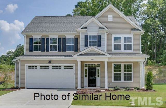 1110 Castlestone Lane #148, Knightdale, NC 27545 (#2274918) :: Real Estate By Design