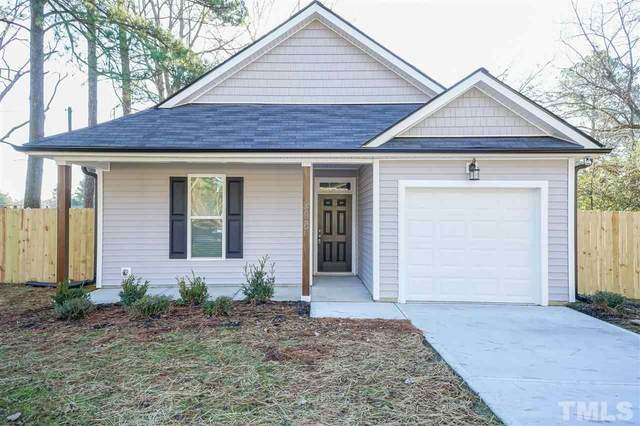 405 E Waddell Street, Selma, NC 26576 (#2275278) :: Marti Hampton Team brokered by eXp Realty