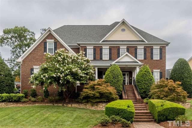 306 Belles Landing Court, Cary, NC 27519 (#2275287) :: Dogwood Properties