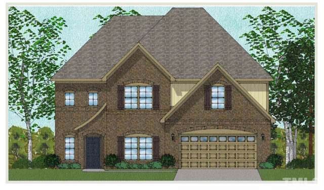 233 Cahors Trail #117, Holly Springs, NC 27540 (#2275811) :: The Jim Allen Group