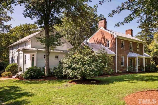 1800 Halls Mill Road, Hillsborough, NC 27278 (#2276219) :: The Jim Allen Group
