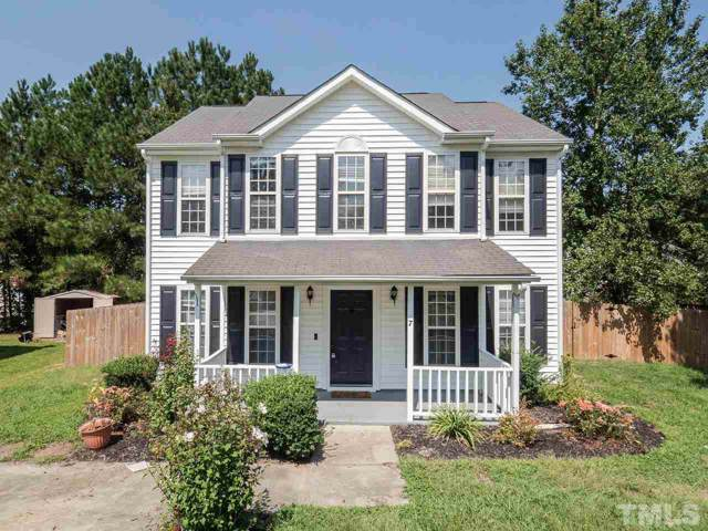 7 Tarrywood Court, Durham, NC 27703 (#2276411) :: RE/MAX Real Estate Service