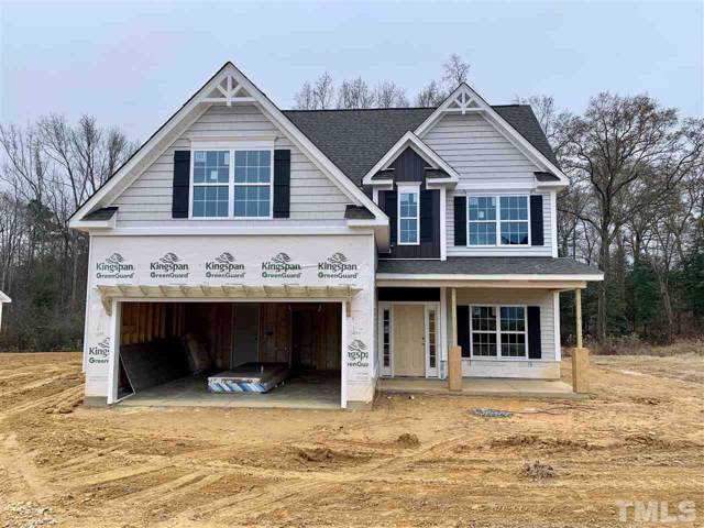 60 Brickhouse Lane, Fuquay Varina, NC 27526 (#2276468) :: Real Estate By Design