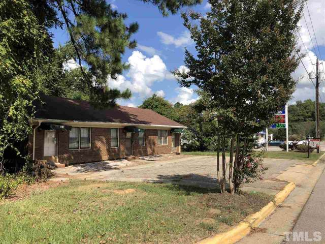 306 W Front Street, Lillington, NC 27546 (#2276649) :: The Perry Group