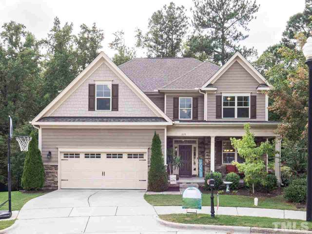 1828 Grande Chateau Lane, Apex, NC 27502 (#2277285) :: The Perry Group