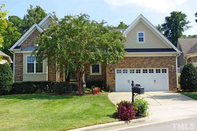 9801 Crooked Tree Lane, Raleigh, NC 27617 (#2277631) :: Marti Hampton Team - Re/Max One Realty
